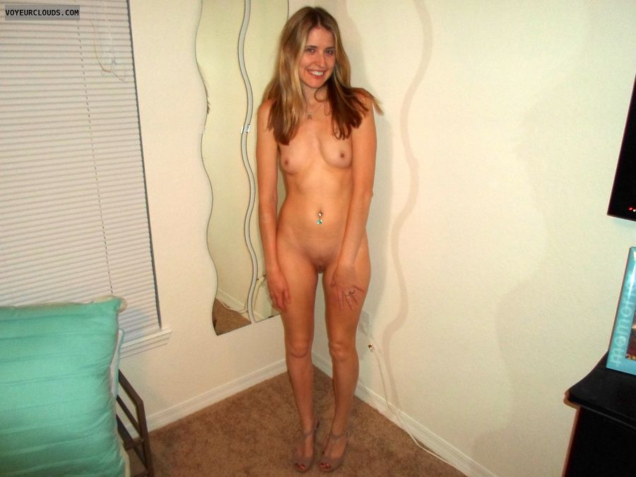 nude wife, wife pussy, wife tits, slim, blonde, courtney