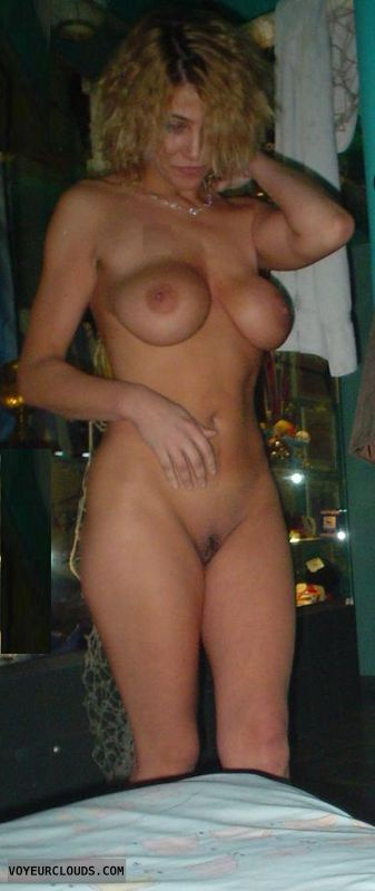 My nude tits