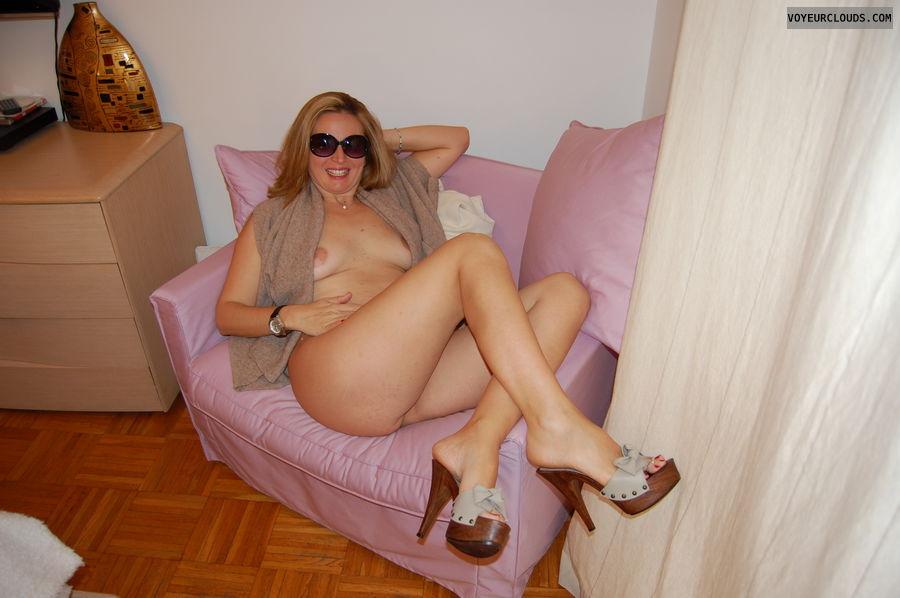 Milfs in high heels