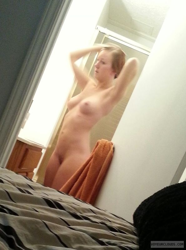 Amateur nude post wife