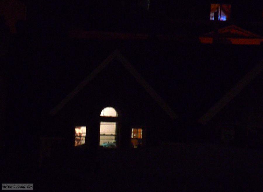 neighbor voyeur