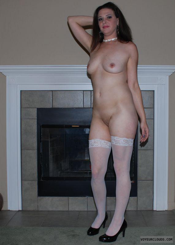 White Milf Naked 34
