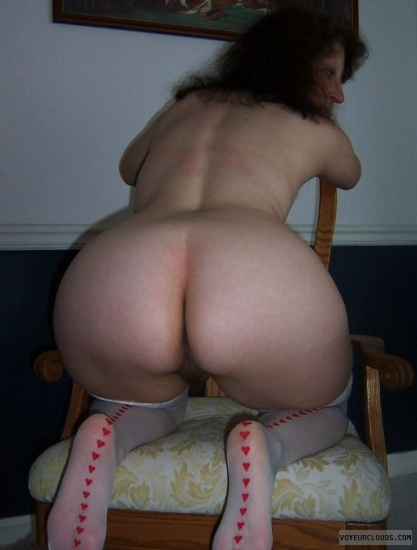 nude wife, wife ass, rear view, nude amateur, naked wife