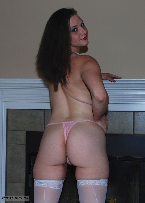 Amateur Thong Videos 12