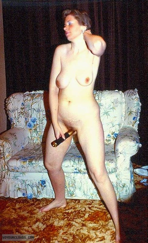 Naked pictures of my ex wife