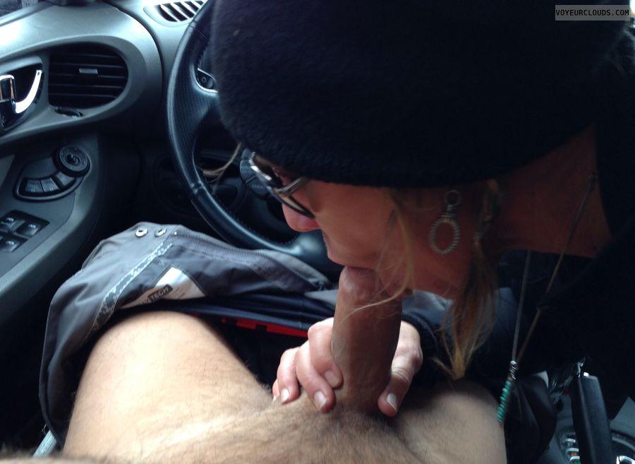 Wife Car Blowjob 93