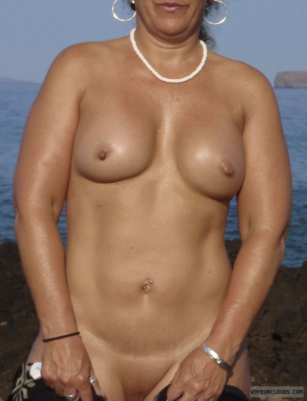 Public hot milf transparent clothing video
