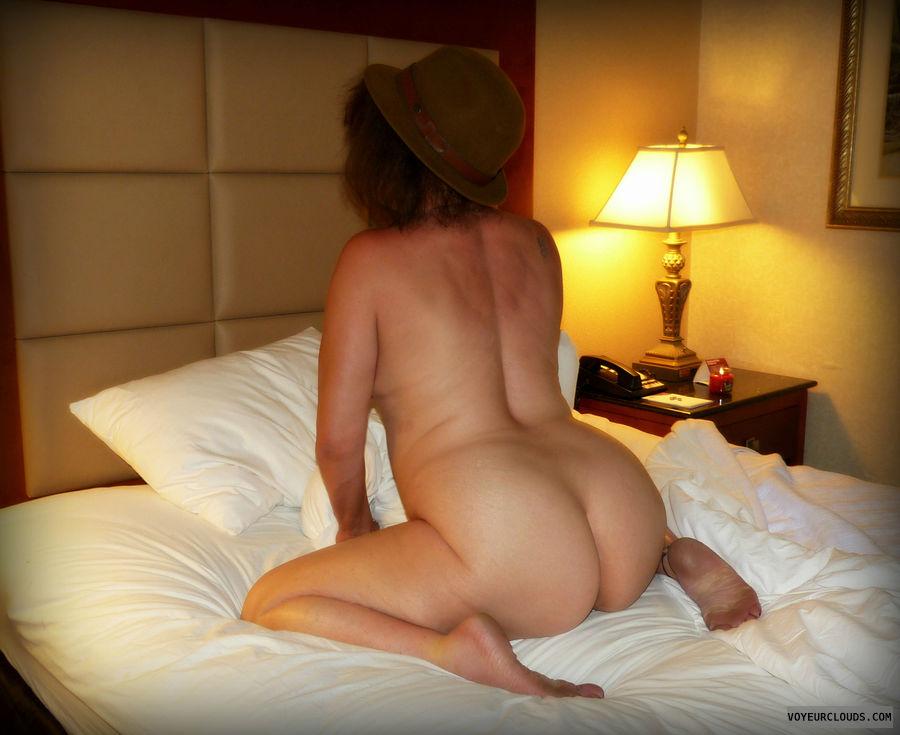 Sexy mature ass