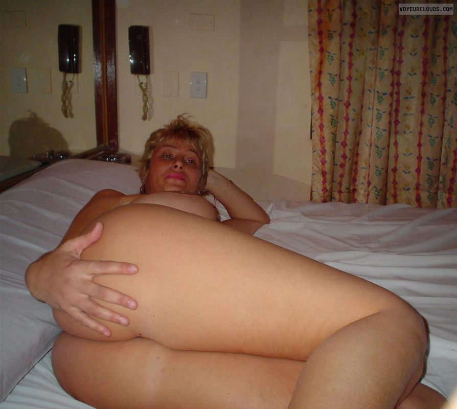 Blonde Wife Big Ass