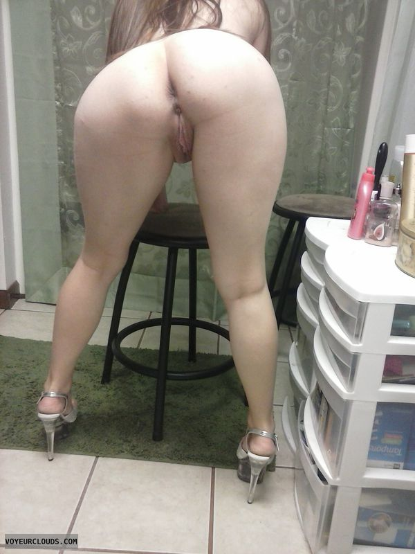 Amateur big ass nude