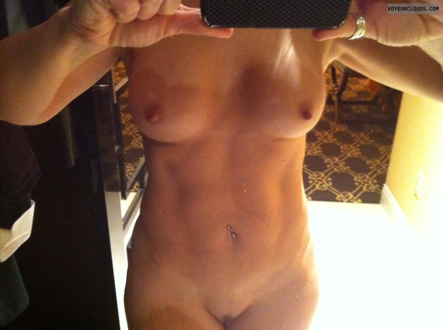 wife pussy, wife tits, wife selfie, topless wife, topless wife