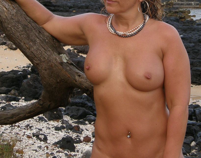 nude wife, topless wife, topless wife, nude milf, beach