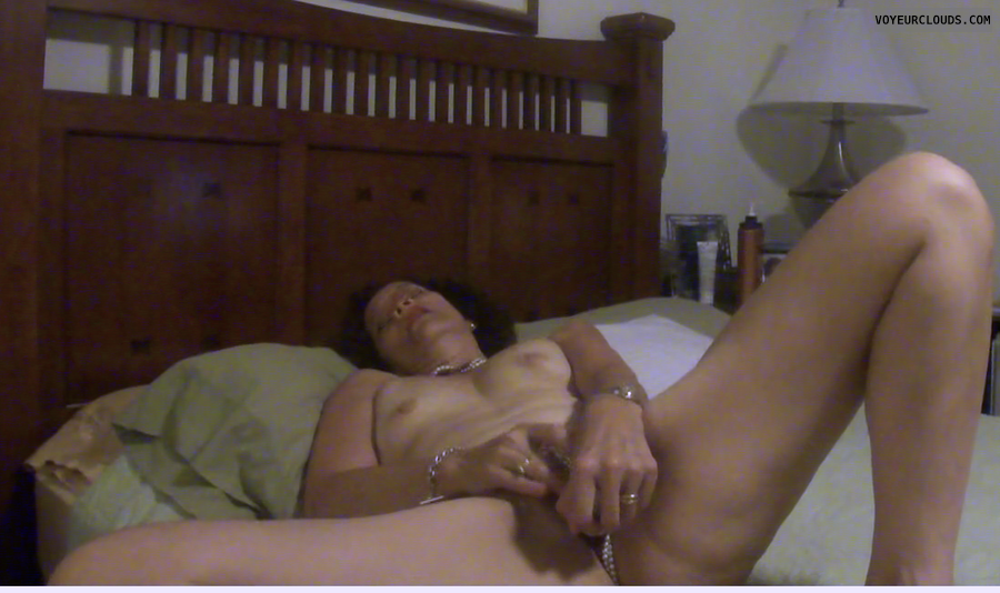 Nude wife masturbate photo