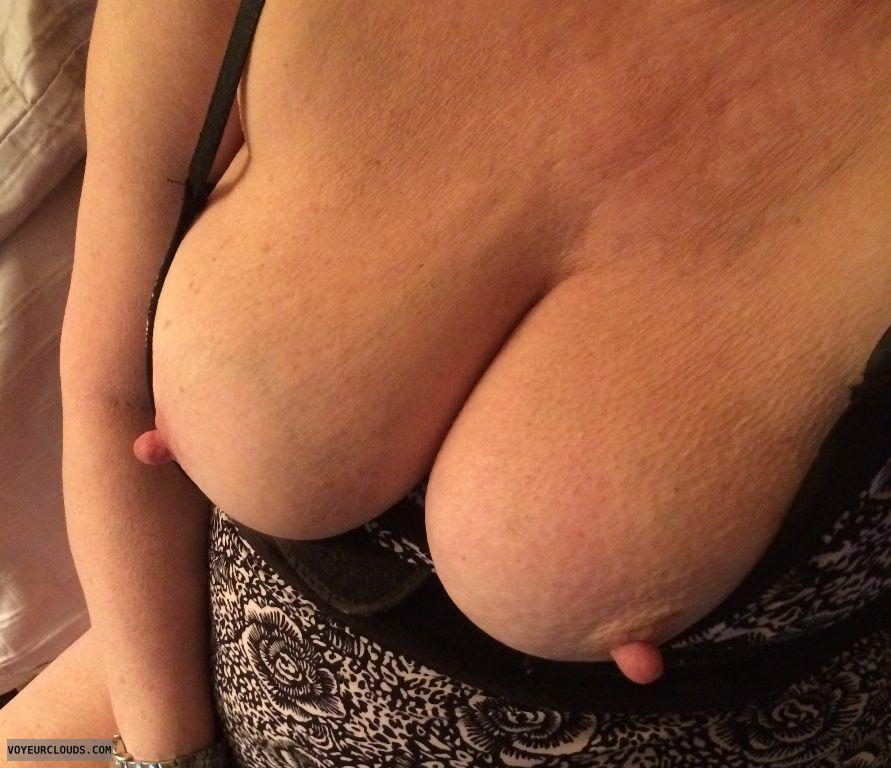 Nipple pics erect mature wives