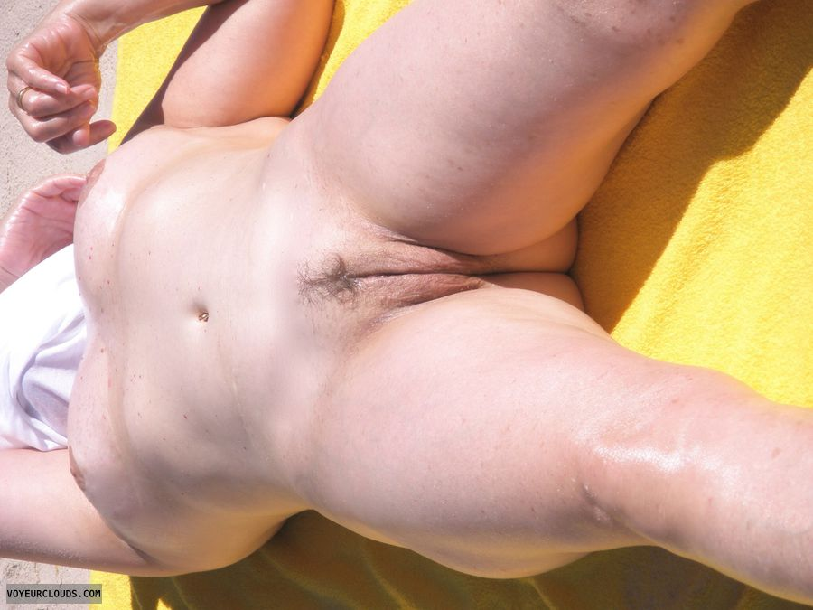 My pussy naked