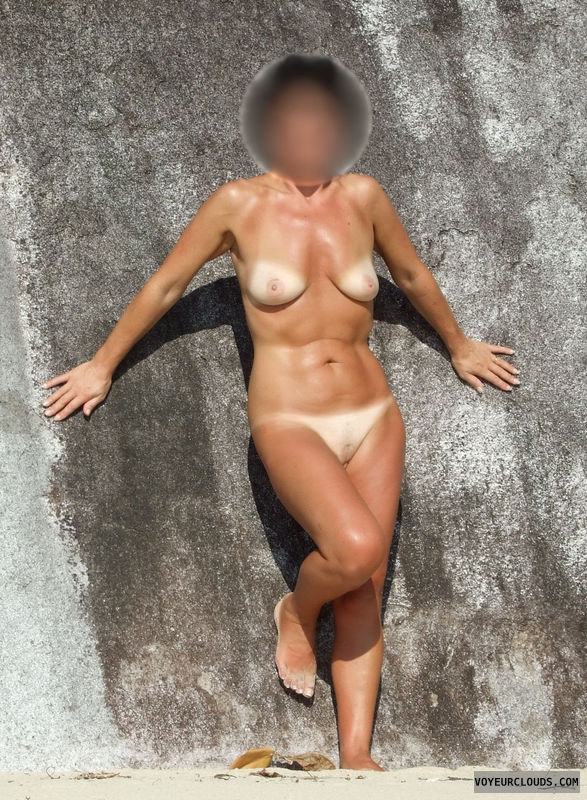 nude wife, wife pussy, wife tits, hot wife, tanlines