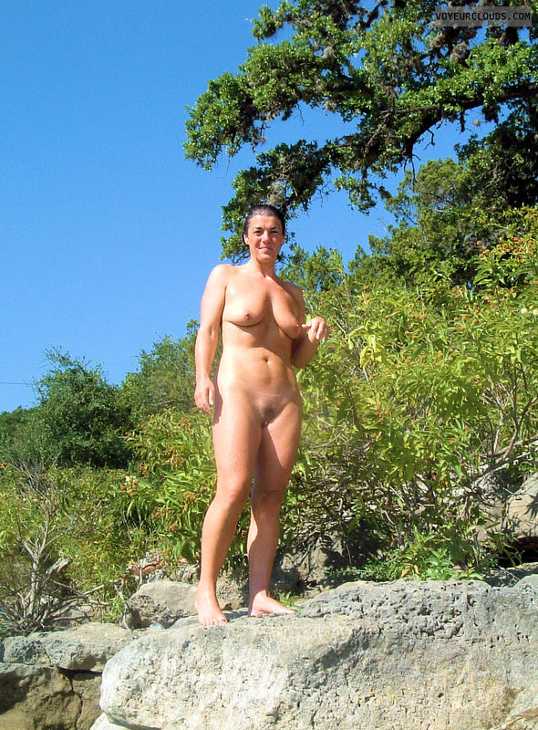 Hippie hollow nudist videos