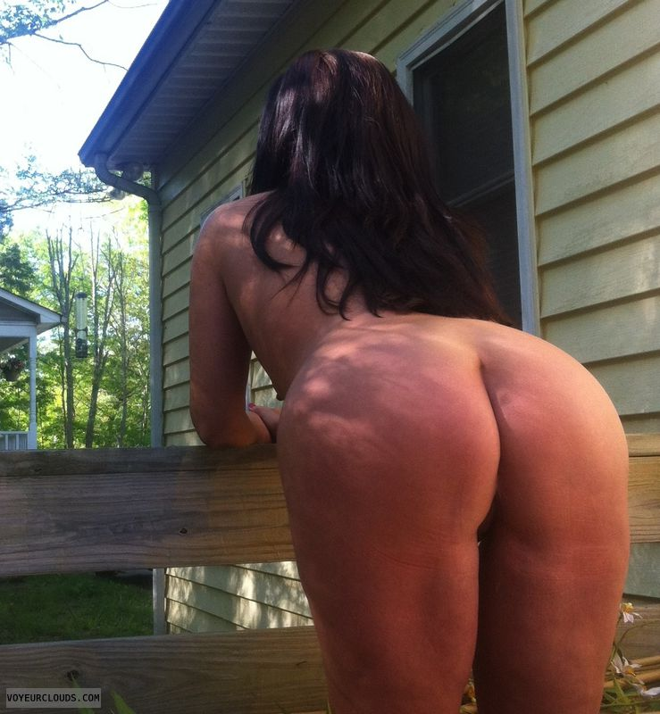 Neighbors hot wife nude