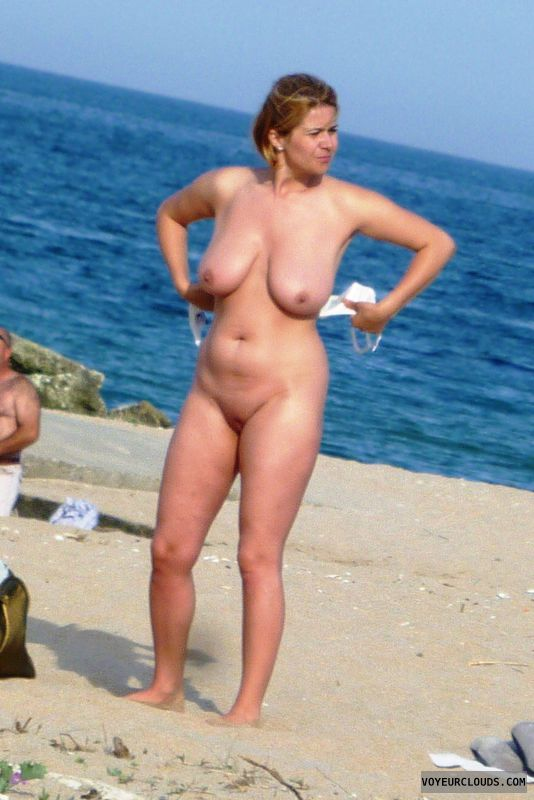 Milf At Nude Beach