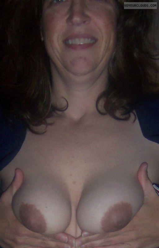 milf tits, milf boobs, small boobs, small tits, soft nipples