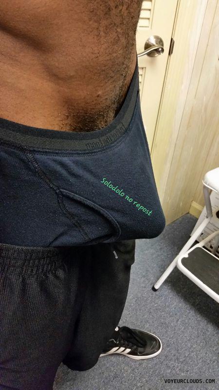 big dick in boxers