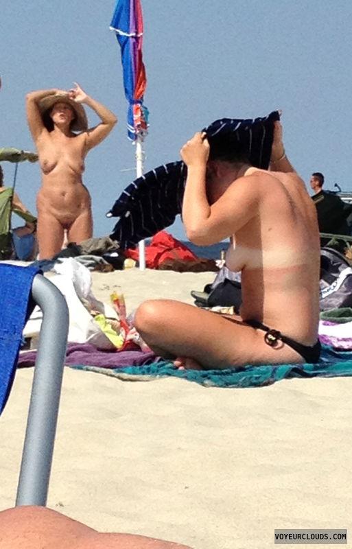 beach voyeur, nudism beach