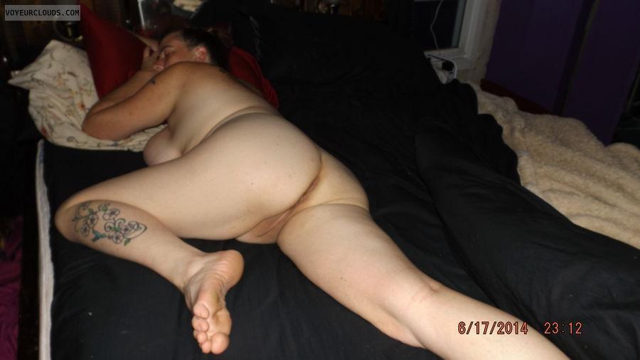 Naked Sleeping Wife 67