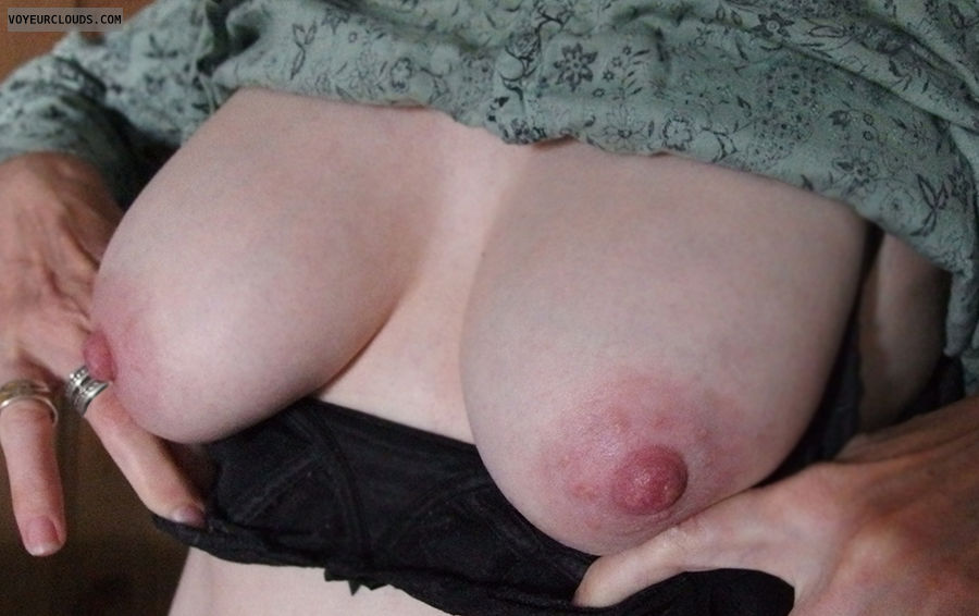 Mature wife nipples thick