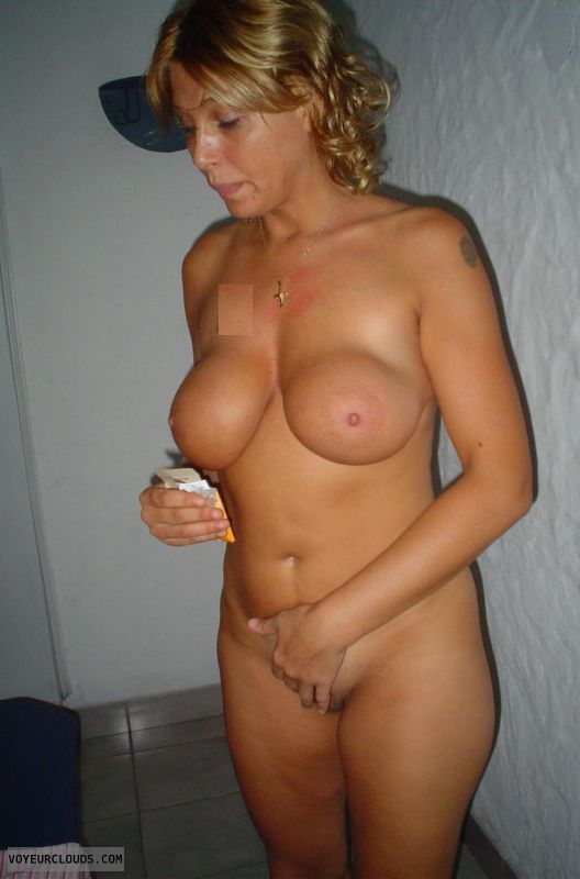 Think, you amateur wife big tits pussy can not