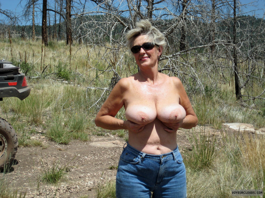 Huge Mature Hard Breasts 72