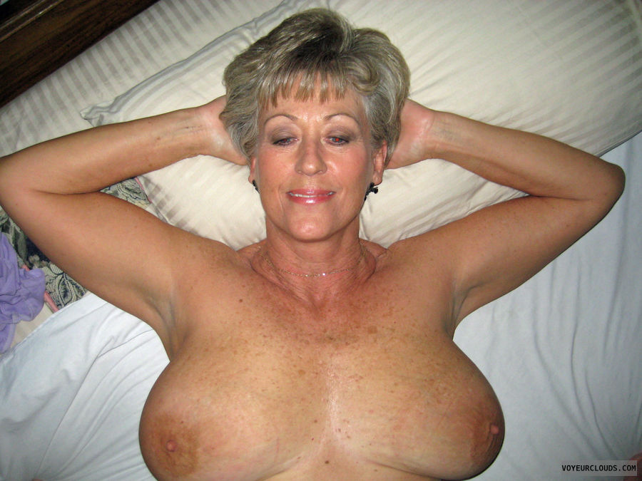 Huge Mature Hard Breasts 75