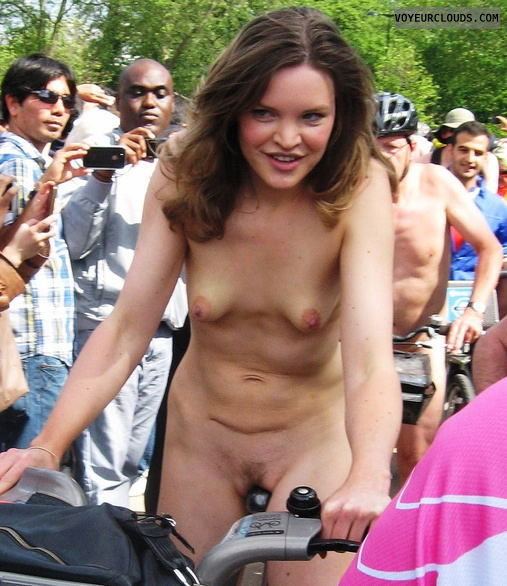 nude woman, exposed, wnbr