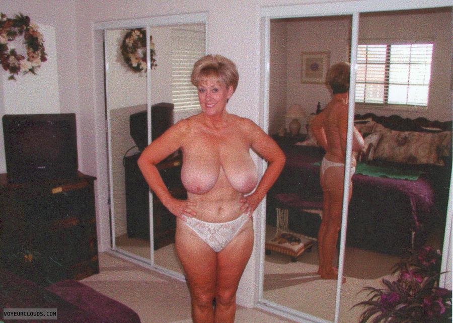 Hard Mature Nipples 64