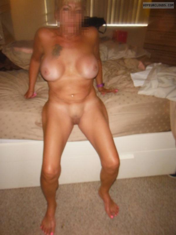 Side Big k tits boobs pixie