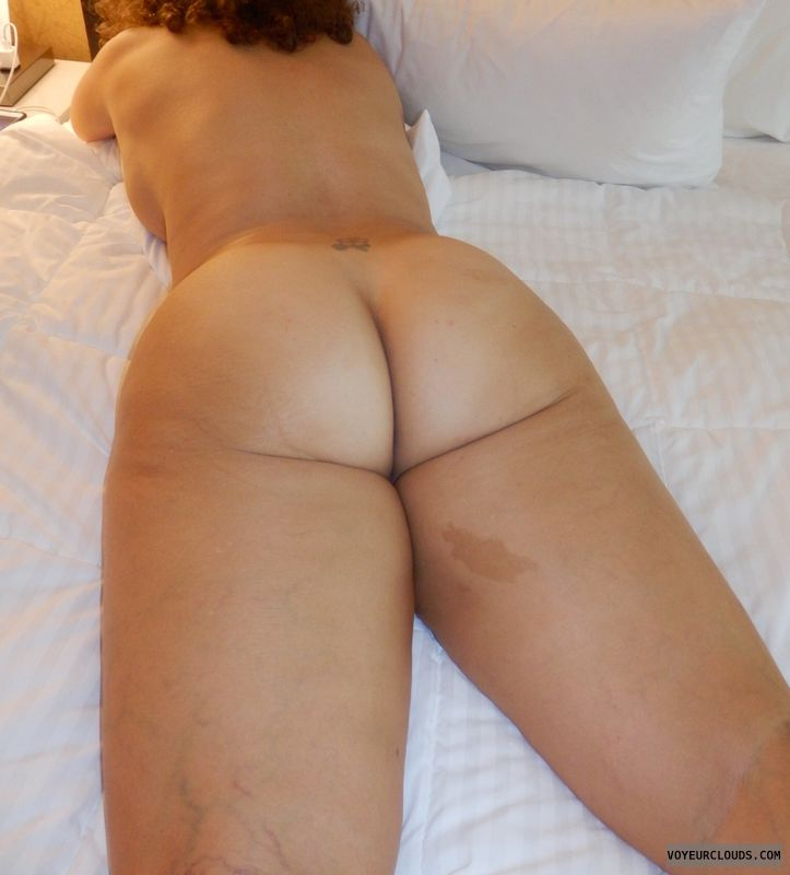 MILF Ass, Nude Milf, Nude Wife, Sexy Back, Wife Ass