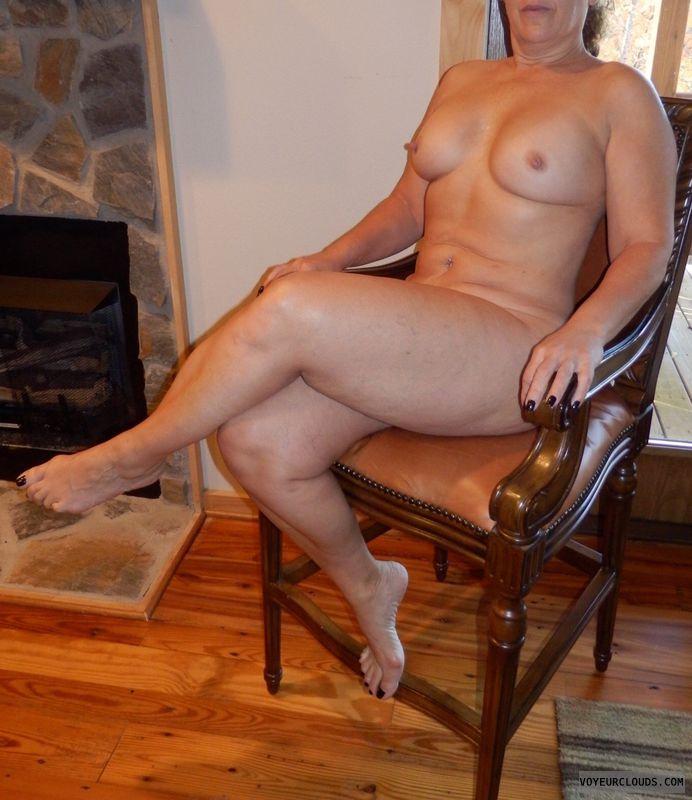 Nude Wife, Nude MILF, Wife Tits, Topless Wife