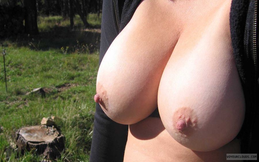 big boobies, hard nipples, pink nipples, tits out