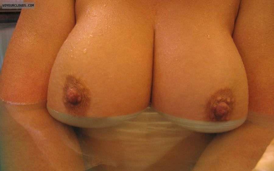 Boobies, Cleavage, Big Nipples, Cold Nipples, Wet Nipples