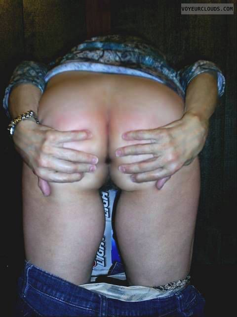 Round Ass Bent Over 73
