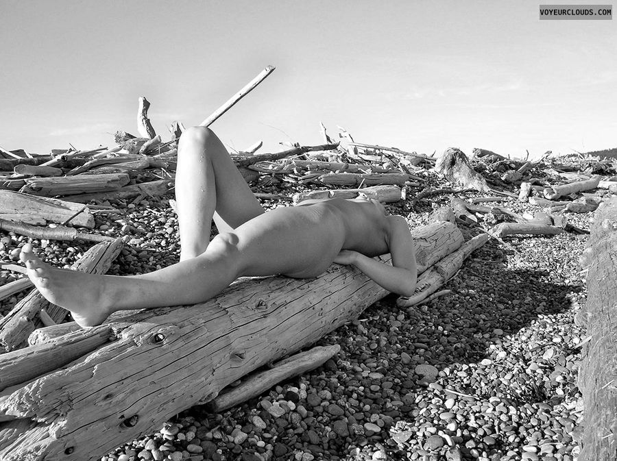 nude wife, wife pussy, young wife, nude, blonde, beach