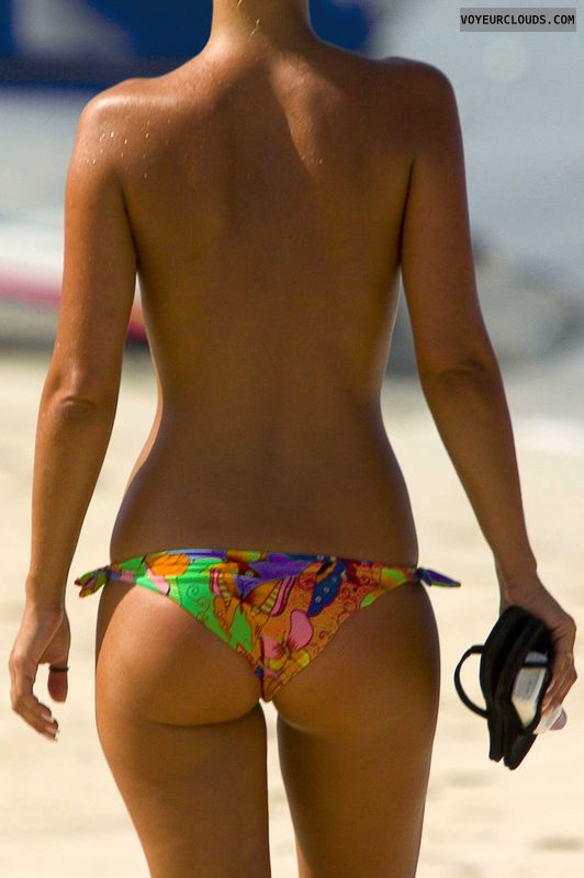 beach voyeur, sexy ass, beach ass, rear view