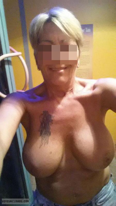 Grammas shaved lesbain