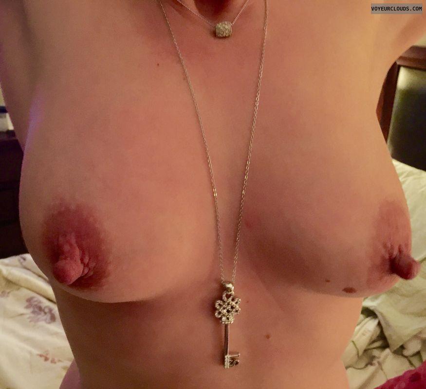wife tits, wife nipples, wifes tits, hard nipples