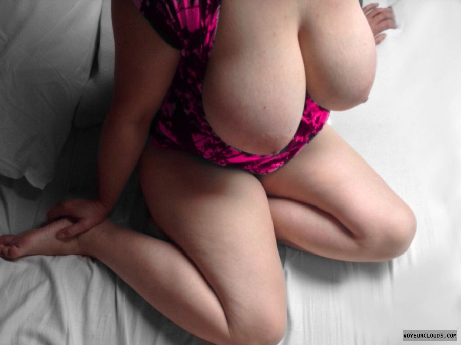 Mature wife, Tits, boobs, nipples, legs