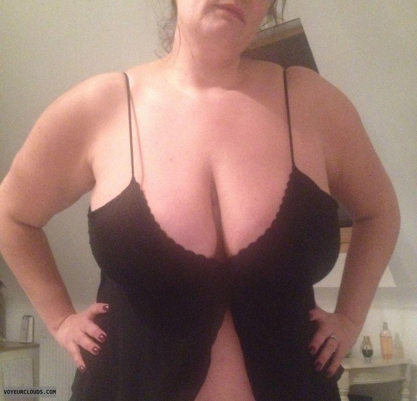 Big tits, big boobs, uniforms, naughty wife