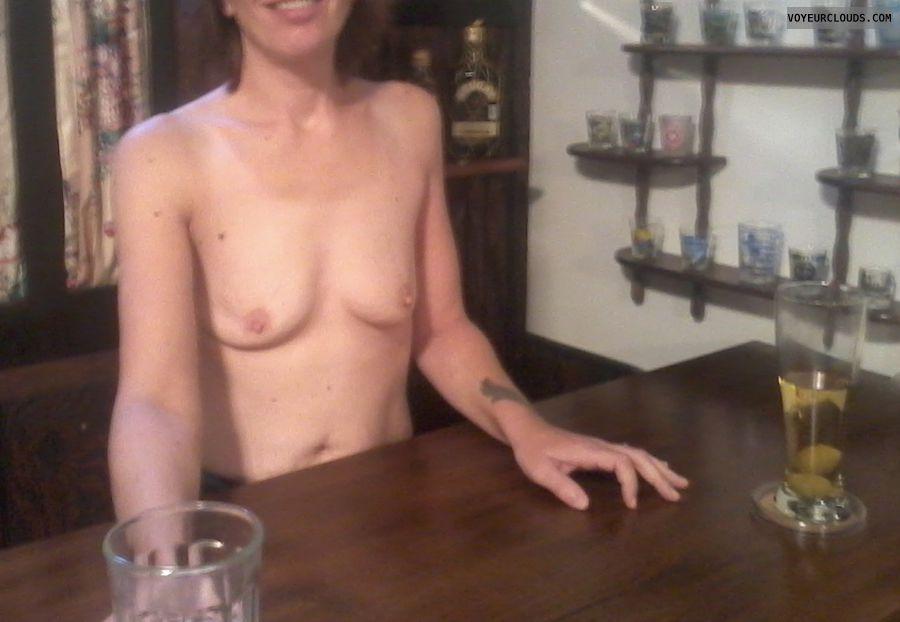 small boobs, hard nipples