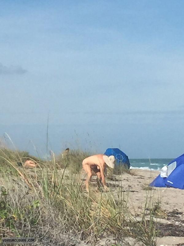 nude beach, beach pic, nude woman