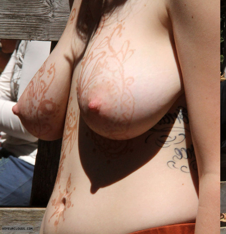 big tits, exposed tits, oregon, painted tits