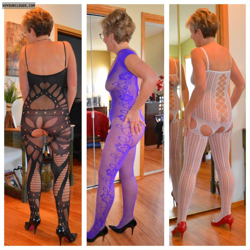 body stocking, nude woman, round ass, sexy lingerie