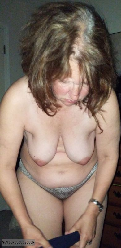 small tits, small boobs, topless, dressing